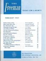 cover of February 1957