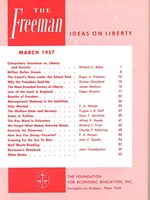 cover of March 1957
