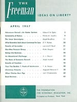 cover of April 1957