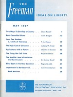 cover of May 1957