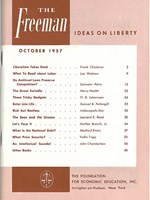 cover of October 1957