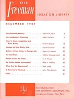 cover of December 1957