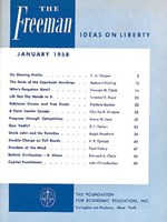 cover of January 1958