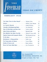 cover of February 1958