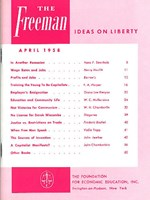 cover of April 1958