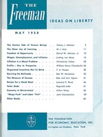 cover of May 1958