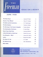 cover of June 1958