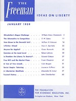 cover of January 1959