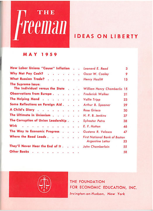 cover image May 1959