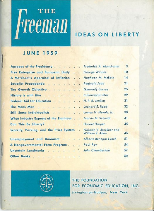 cover image June 1959
