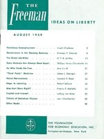 cover of August 1959