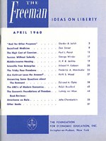 cover of April 1960