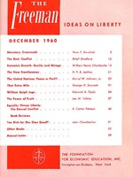 cover of December 1960