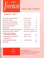 cover of March 1961