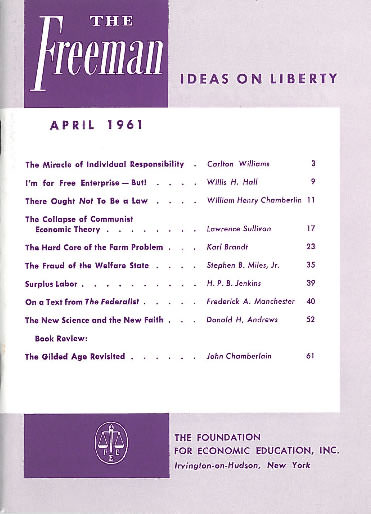cover image April 1961