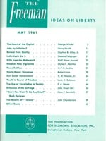 cover of June 1961