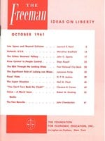 cover of October 1961