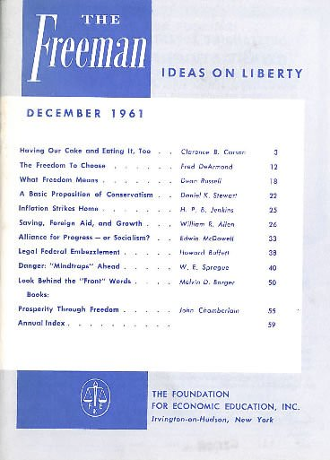 cover image December 1961