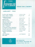 cover of January 1962