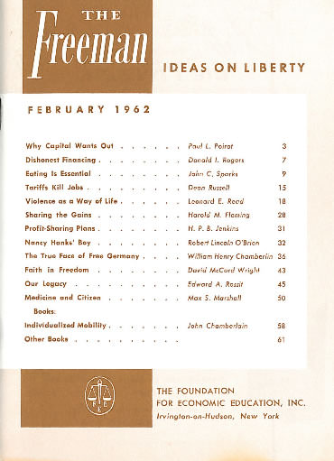 cover image February 1962