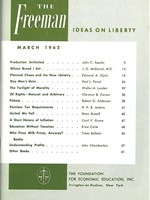cover of March 1962