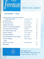 cover of October 1962