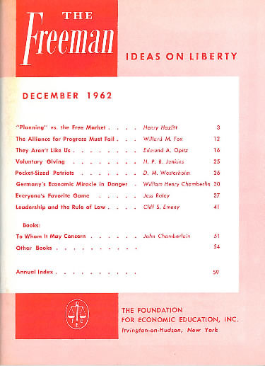 cover image December 1962