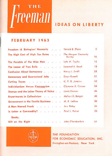 cover image February 1963