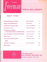 cover of May 1963