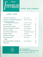 cover of June 1963