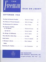 cover of September 1963