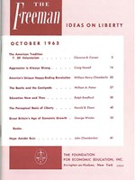 cover of October 1963