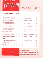 cover of December 1963