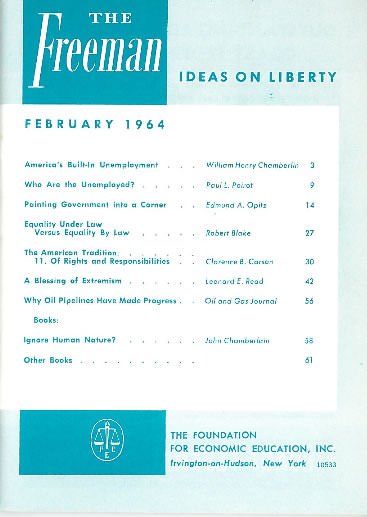 cover image February 1964