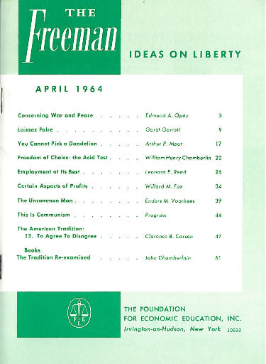 cover image April 1964
