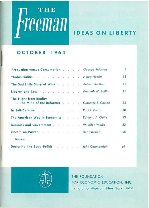 cover image October 1964