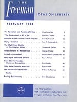 cover of February 1965