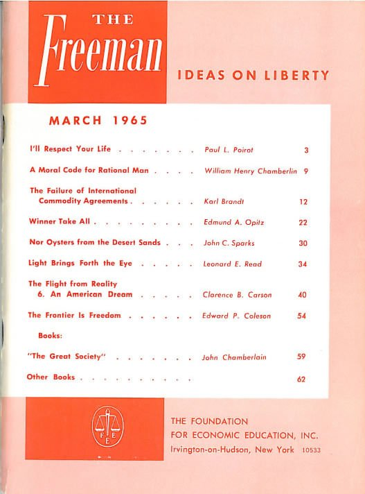 cover image March 1965