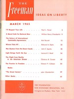 cover of March 1965
