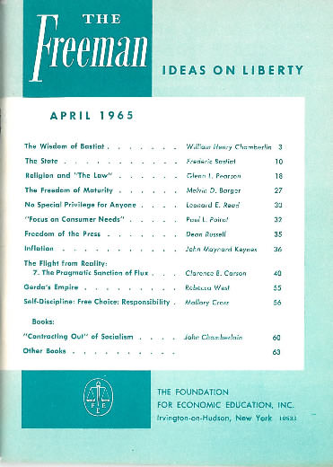 cover image April 1965