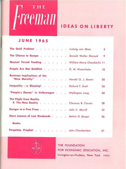 cover image June 1965
