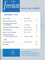 cover of October 1965