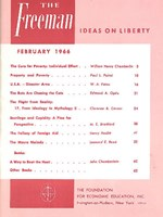 cover of February 1966
