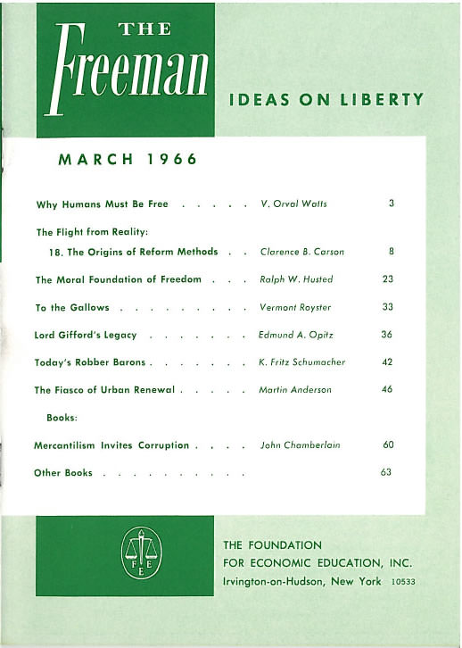 cover image March 1966