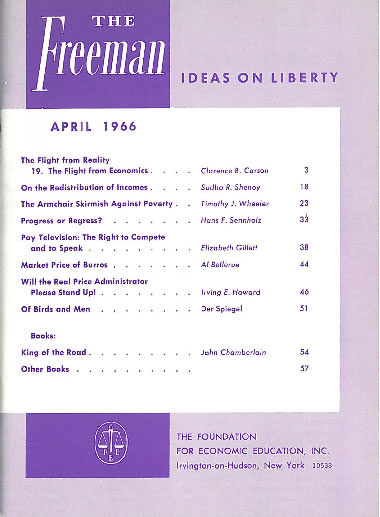 cover image April 1966