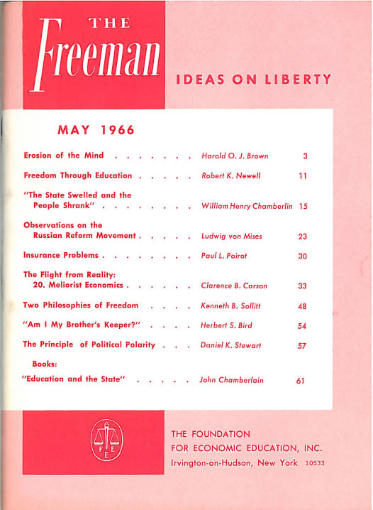 cover image May 1966