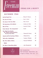cover of October 1966