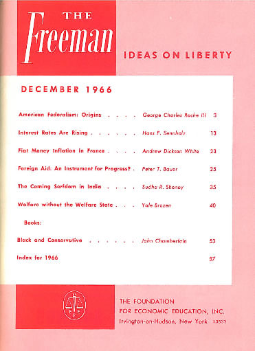 cover image December 1966