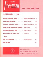 cover of December 1966