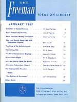 cover of January 1967